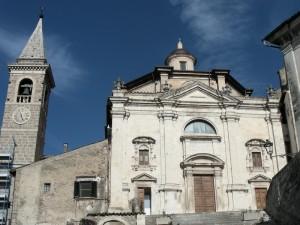 Chiesa della S.S. Trinità - Popoli (PE)