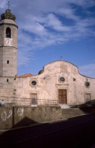 Chiesa di Sant'Anna e San Martino a Riola Sardo