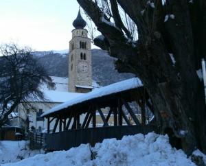 Il campanile della città più piccola d'Italia