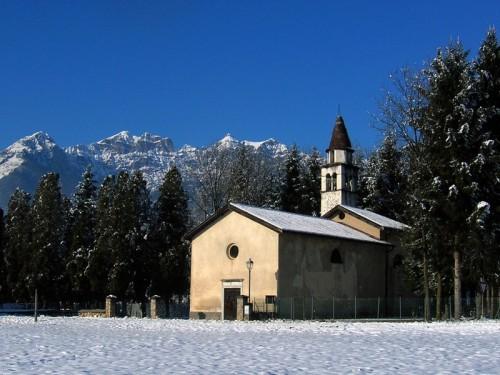 Feltre - Chiesetta di Sant' Anna
