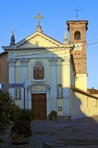 Vinovo - Santa Croce (Chiesa dij batù)