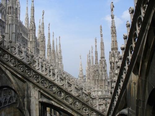 Milano - Guglie Fiabesche