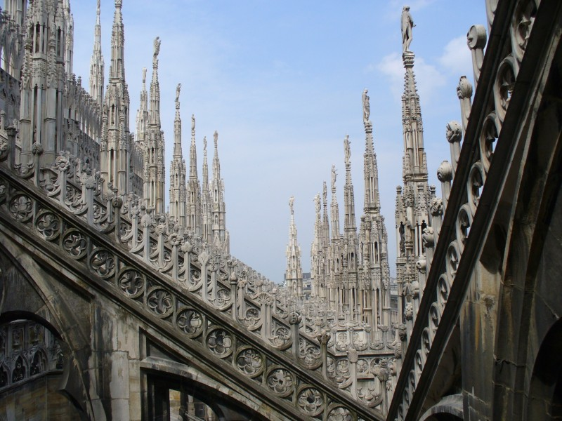 ''Guglie Fiabesche'' - Milano