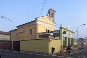 Rondissone - Chiesa della Beata Vergine delle Grazie