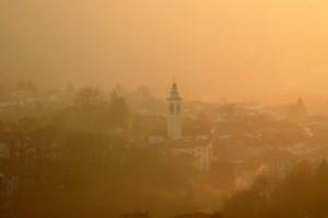 luce e nebbia
