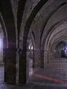 Rieti - Volte al Palazzo Vescovile