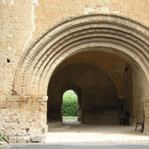 Orvieto - badia presso orvieto
