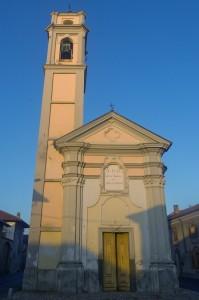 Bianzè - Chiesa della Santissima Trinità
