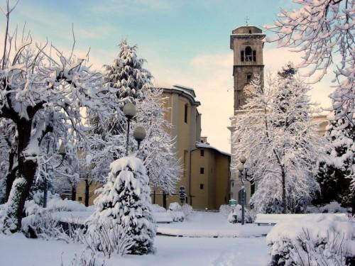 Borgosesia - Chiesa di San Pietro e Paolo.