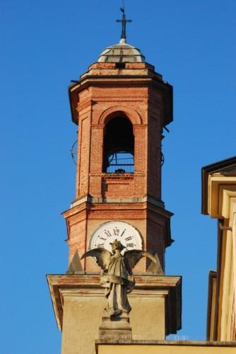 Bagnolo Piemonte - L'angelo con l'aureola