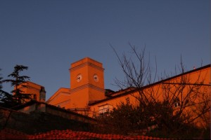 Chiesa della Valle Benedetta