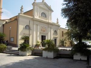 CHIESA DI S. AMBROGIO (S. AMBROGIO DI ZOAGLI - GE-)