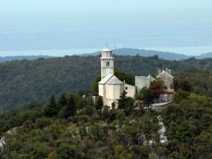 Santuario di Monrupino