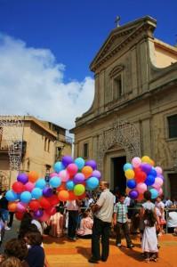 i palloncini di san Cono