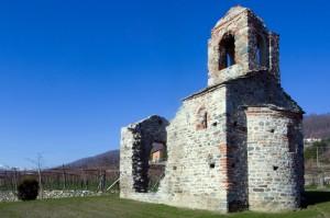 Il 'Gesiun' - L' abside