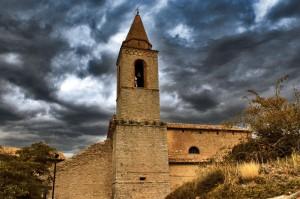 Chiesa di Pievefavera Caldarola Macerata