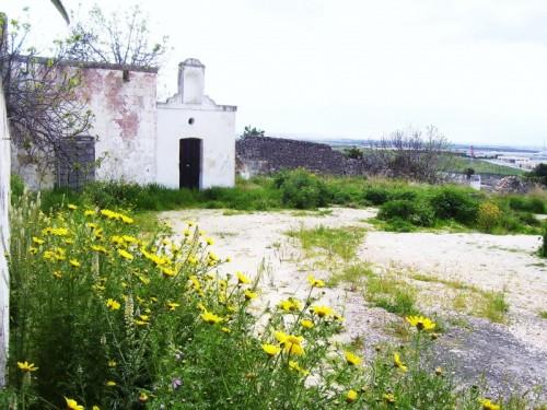 Grottaglie - GROTTAGLIE, SCONSACRATA E ABBANDONATA