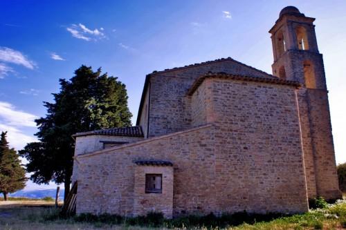 San Severino Marche - Chiesa Castello di Pitino - San Severino Marche
