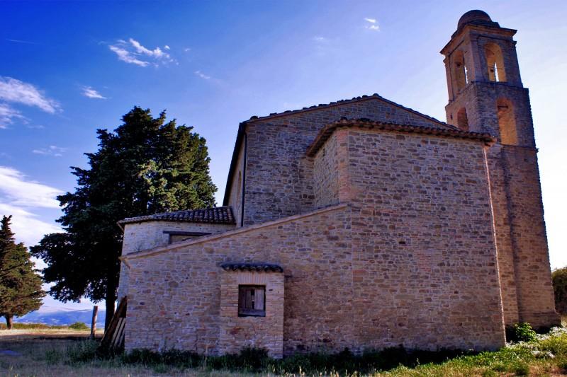 ''Chiesa Castello di Pitino - San Severino Marche'' - San Severino Marche