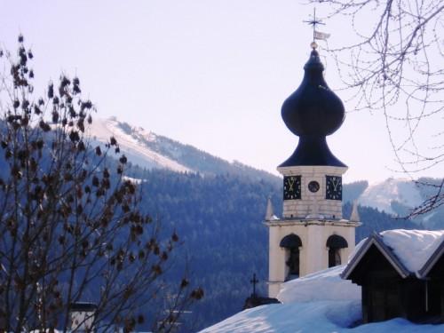 Folgaria - Una splendida mattina d'inverno