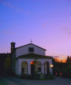 La Chiesetta sul Bivio (oratorio S. Maria del Soccorso)
