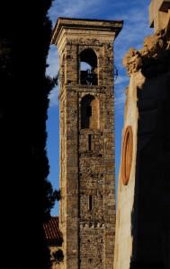 Campanile della chiesa di San Giovanni Battista