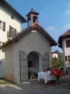 Cappella San Rocco Frazione Tezze di Luserna