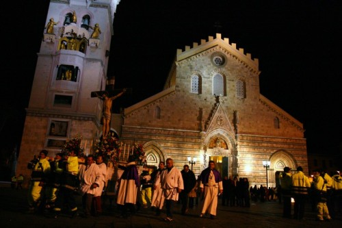 Messina - via lucis aspettando le ore 5.21