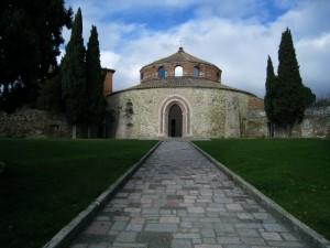 """Il """"Tempietto"""" di Perugia (V-VI sec.)"""