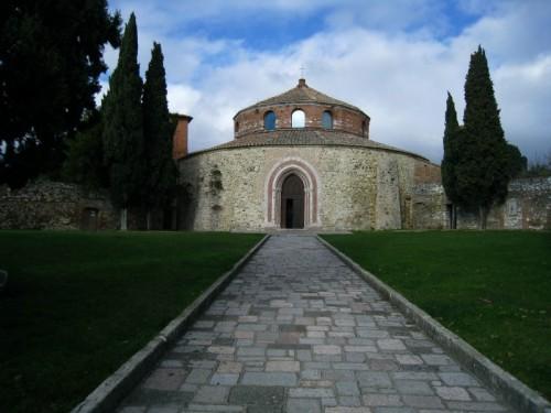 """Perugia - Il """"Tempietto"""" di Perugia (V-VI sec.)"""