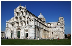 Pisa - P.zza dei Miracoli