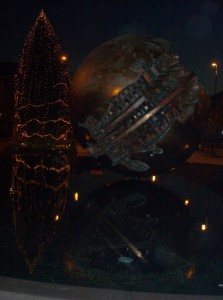 La palla di Natale