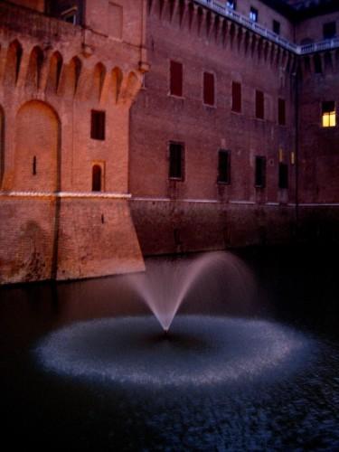 Ferrara - Zampillo d'Este