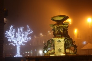 Faenza e la sua fontana