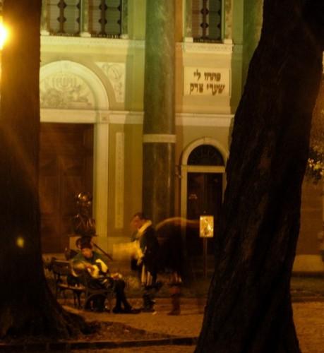Modena - Sinangoga ebraica