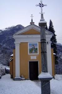 chiesa di crealla