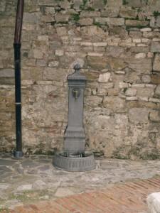Fontana di arcola