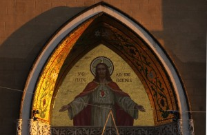 Chiesa del Sacro Cuore - Particolare