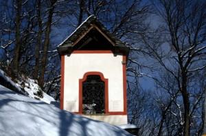 Cappella del Monte Cerano..versione invernale