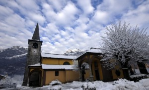 La chiesa di Anzola d'Ossola