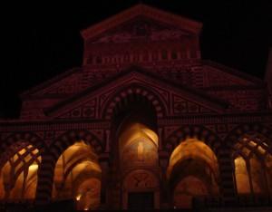 Cattedrale notturna