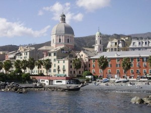 Genova Pegli. L'Immacolata