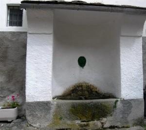 Fontana a Kampel