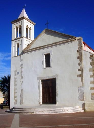 Decimomannu - Santa Greca, in sardo Sant'Arega