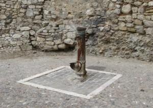 la fontana triste