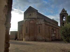La Cattedrale al tramonto
