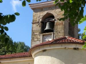 Chiesa di San Giorgio - campanile - loc. Poggio Cancelli