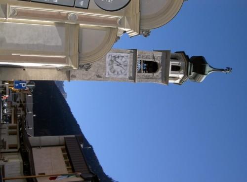 Agordo - Campanile chiesa di Canale d'Agordo