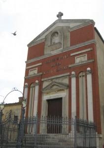 chiesetta di Ascoli Satriano