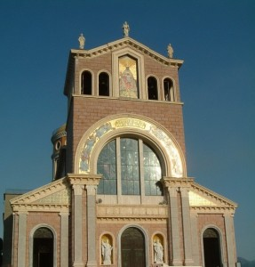 Il Santuario della Madonna Nera di Tindari